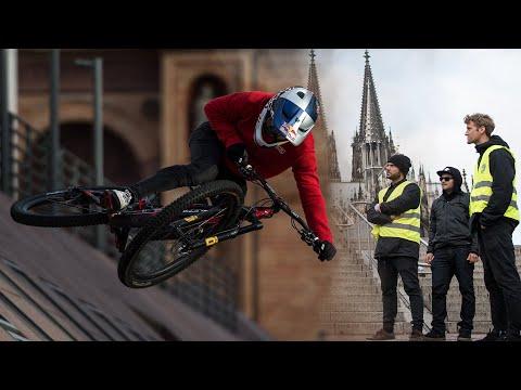 Urban Riding Roadtrip In Germany - Fabio Wibmer