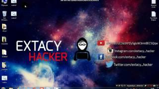 Hacker Ekranı Nasıl Yapılır ?