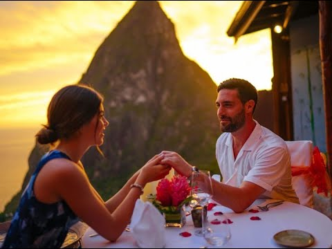 Can you handle the Luxury of Ladera, Saint Lucia ?