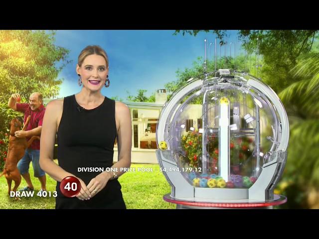 Saturday Lotto Results Draw 4013 | Saturday, 4 January 2020 | the Lott