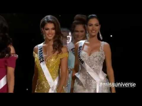 Iris Mittenaere   Miss France   Miss Universe 2016 Preliminary Competition