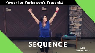 Parkinson's Exercise sequence for the Holidays with Lauren Lewis