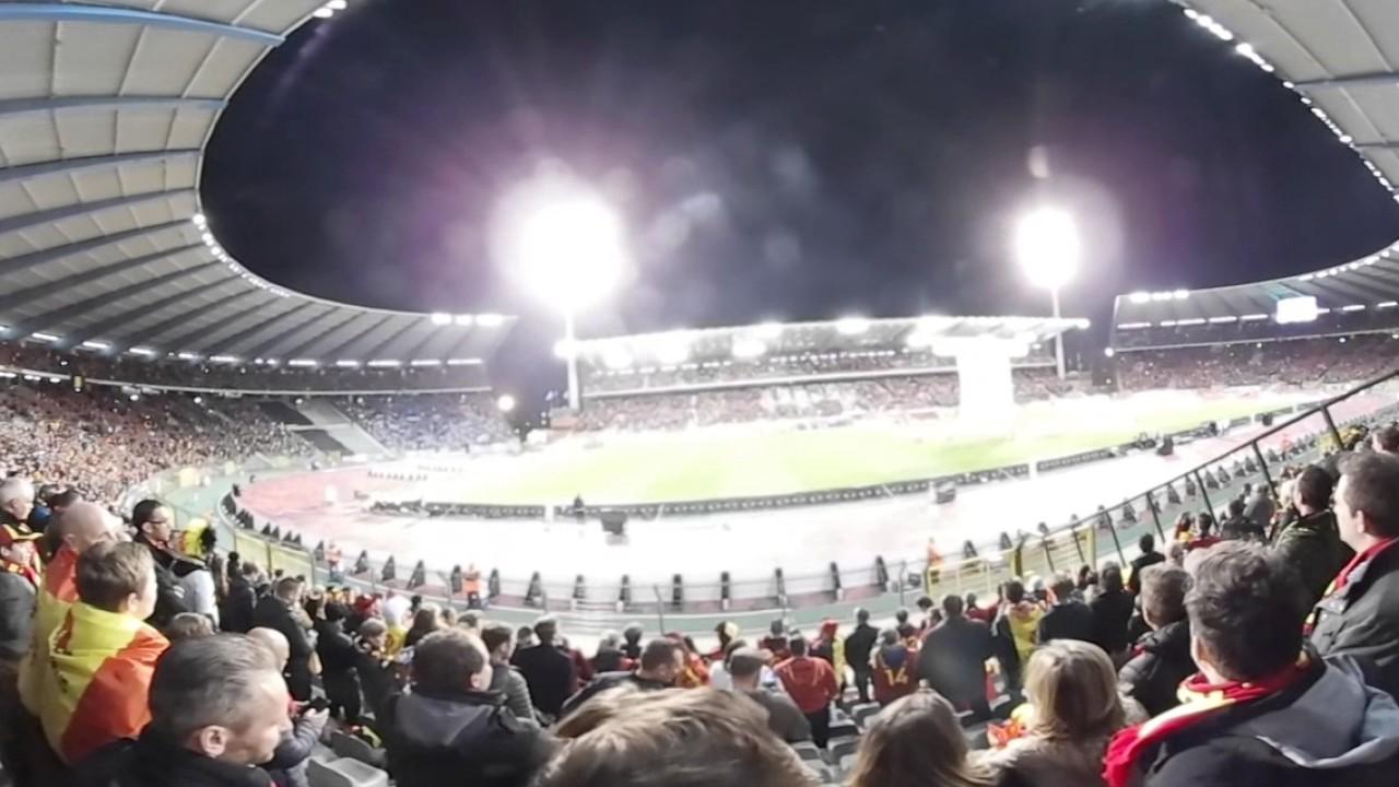 360 Brabanconne Belgium-Greece Red Devils
