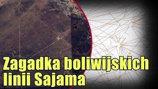 Tajemnicze pochodzenie boliwijskich linii Sajama