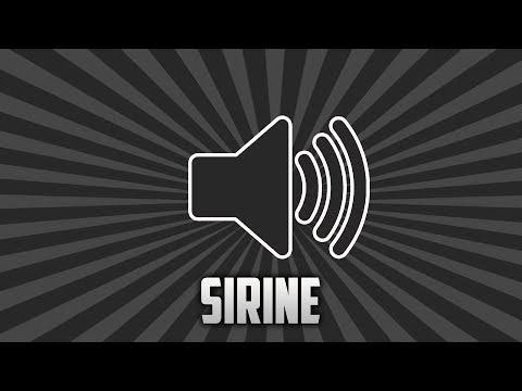 Aneka Efek Suara Sirine