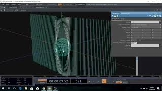 THP 494 & 598 | Audio Part 6 - Topography 1 | TouchDesigner