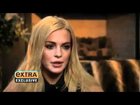 Lindsay Lohan`s First Interview After Rehab Part 1