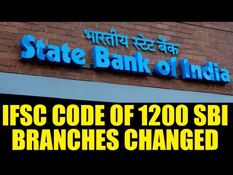 State Bank Of India Changed Names And IFSC Codes Of 1200 Branches, Know How To Check | Oneindia News