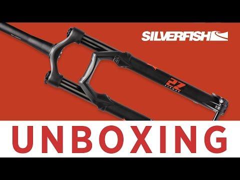 2020 Marzocchi Bomber Z2 Unboxing | Silverfish UK - YouTube