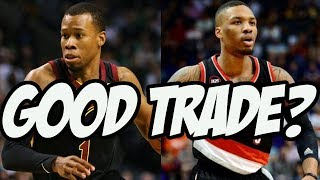 Blazers Trade For Rodney Hood - Will He Save Portland?
