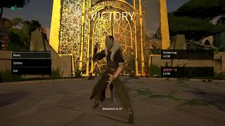 [Absolver] Game-Play 105
