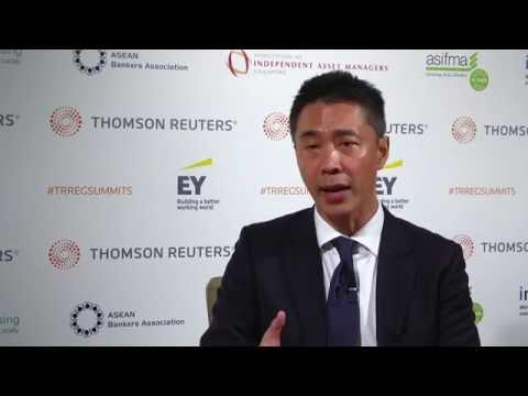 ASEAN Regulatory Summit 2016: NAM SOON LIEW, Managing Partner, EY ASEAN Financial Services