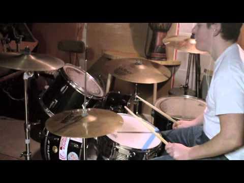 MARC - buck-o-nine - irish drinking song drum cover