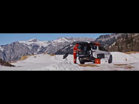 Project Hero: The bespoke Land Rover Discovery rescue vehicle for Red Cross