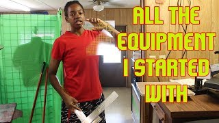 Start A T shirt Business: All The Equipment I Started Out With TshirtChick