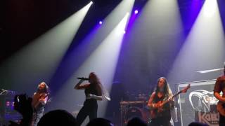Triggerpulse - Kobra & the Lotus live in Lille, 05 November 2016