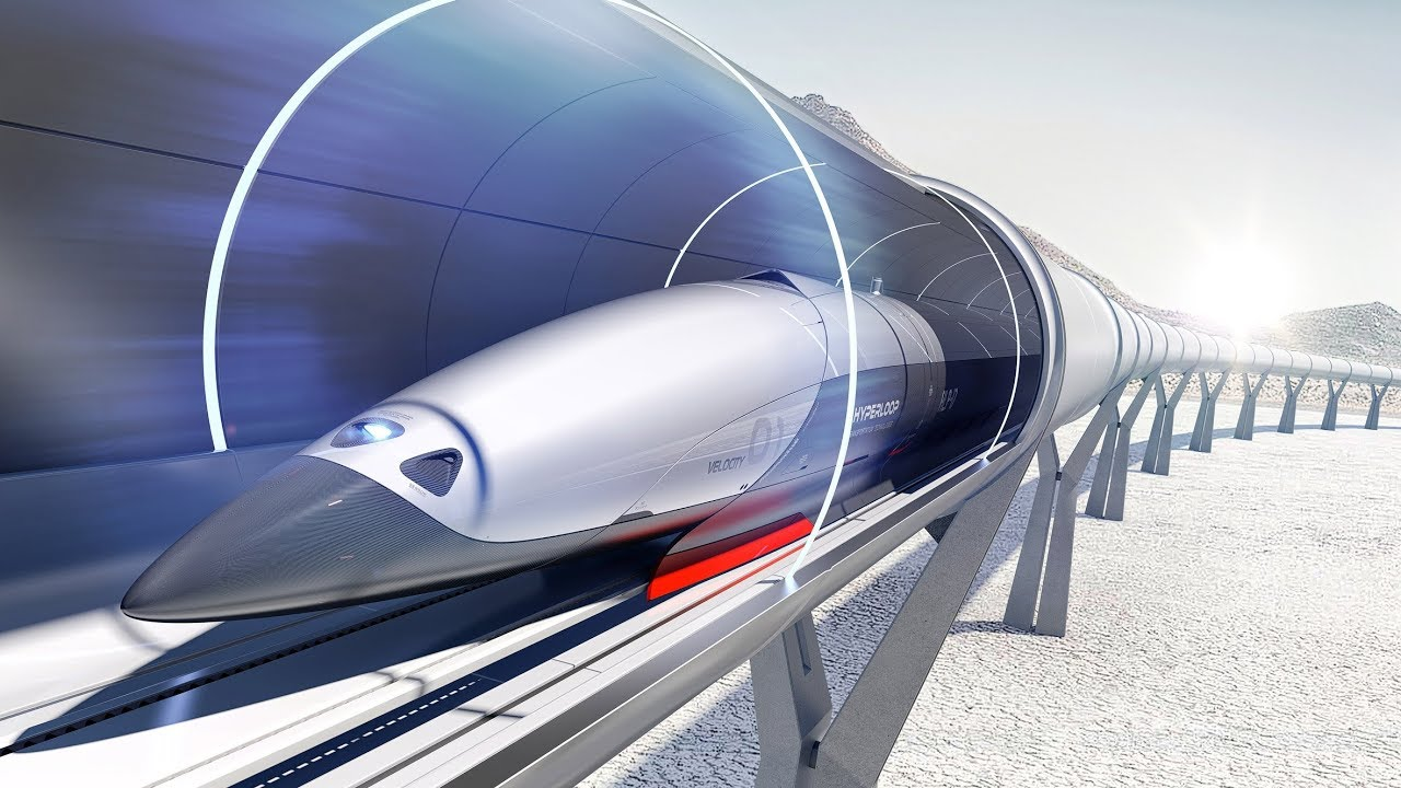 Is Elon Musk Bringing The Hyperloop To Chicago? | Business Traveller -  YouTube