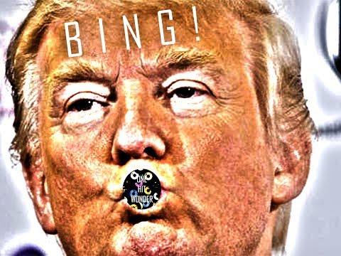 Trump BING beat making duck sounds