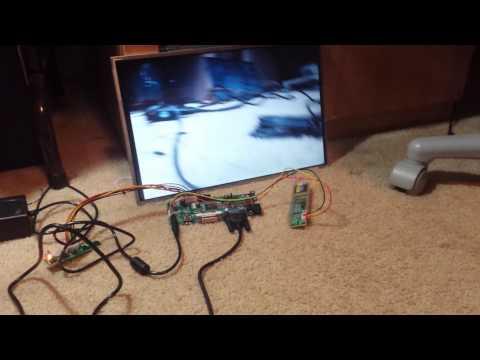 ROV Video System