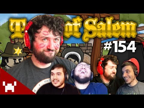 THE LIFE OF AN ESCORT | Town of Salem QUAD CAM w/ Ze, Chilled, GaLm, & Smarty #154