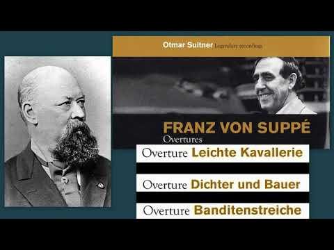 Franz von Suppé: Operetta - Famous Overtures, Otmar Suitner (conductor)