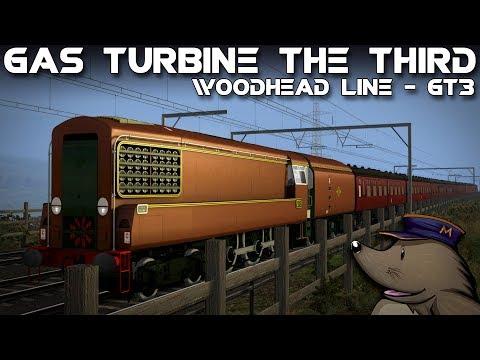 TS2018 | Gas Turbine the Third | Woodhead Line | BR GT3