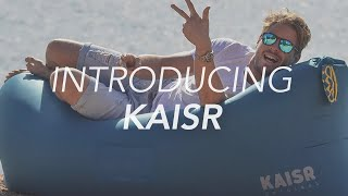 KAISR Original Inflatable Lounge - Product Showcase