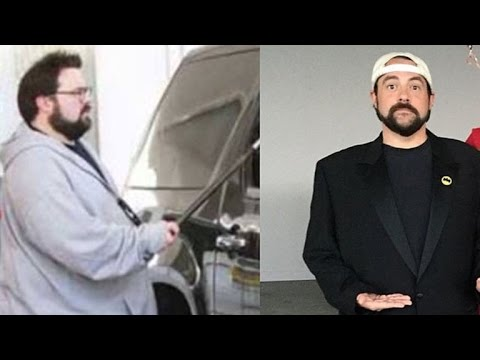 Kevin Smith Shows Off Huge Weight Loss - YouTube
