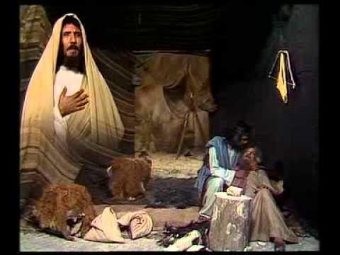 مسلسل محمد رسول الله الجزء الأول حلقة 6