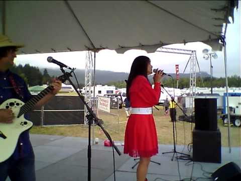 Tribute to Oklahoma at the Bi Mart Willamette Country Music Festival
