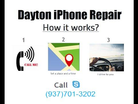 Best iPhone Repair Service in Dayton Ohio by Dayton iPhone Repair