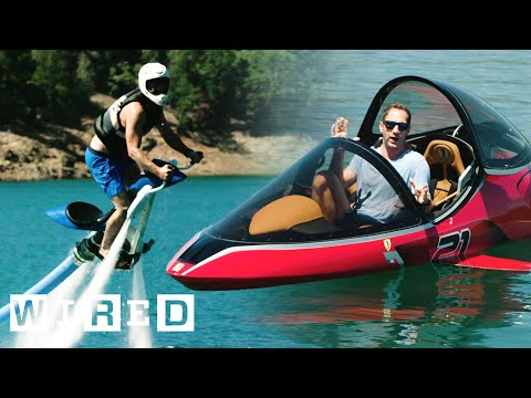 Test Driving Extreme Watercraft | OOO With Brent Rose | WIRE