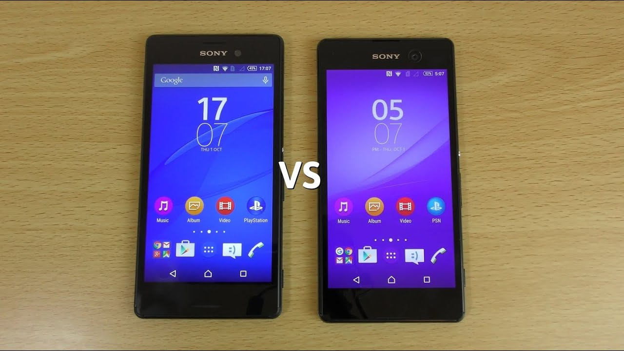 Sony xperia m5 video test - 2 part 5