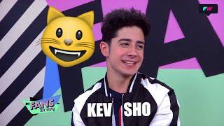 Kevsho habla de los MIAW en MTV Fans En Vivo