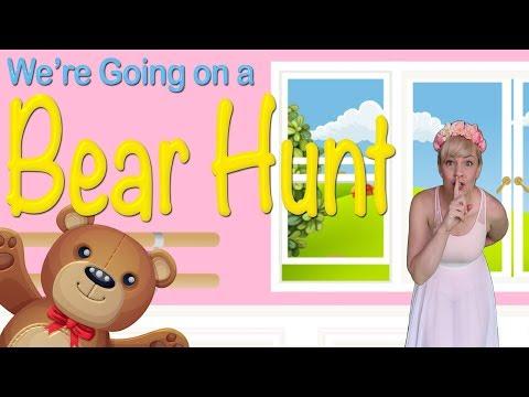 We're Going on a Bear Hunt (Kids Ballet Class)