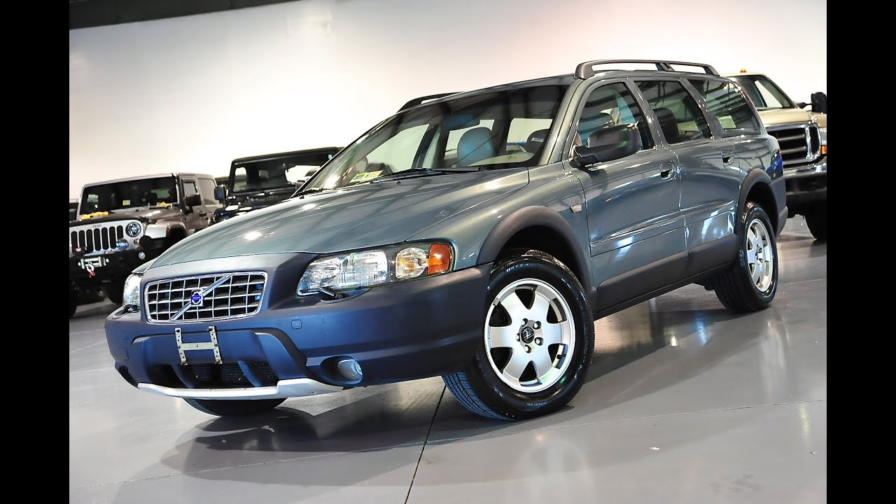 Davis AutoSports 2002 Volvo V70 XC70 AWD Wagon 72k Miles For Sale - YouTube