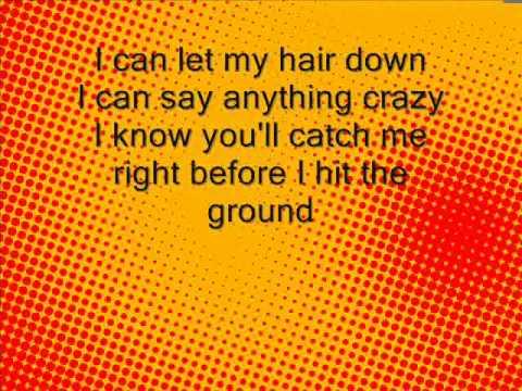 With you - Jessica Simpson (Lyrics)