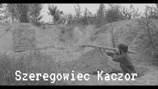 Szeregowiec Kaczor za linią Wroga!!!Czyli Krótki film wojenny