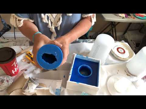 Resin Pigment Canada - part 3 of easy mold making