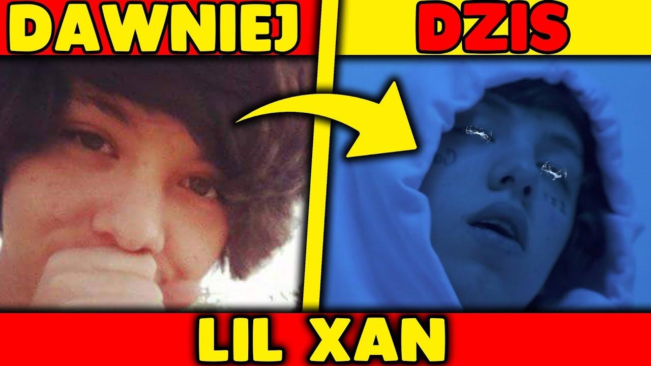 Co Oznaczają Tatuaże Lil Xana Przeszłość Raperów Lil Xan 13 Trapl