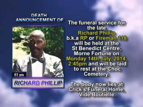 Richard Phillip short new