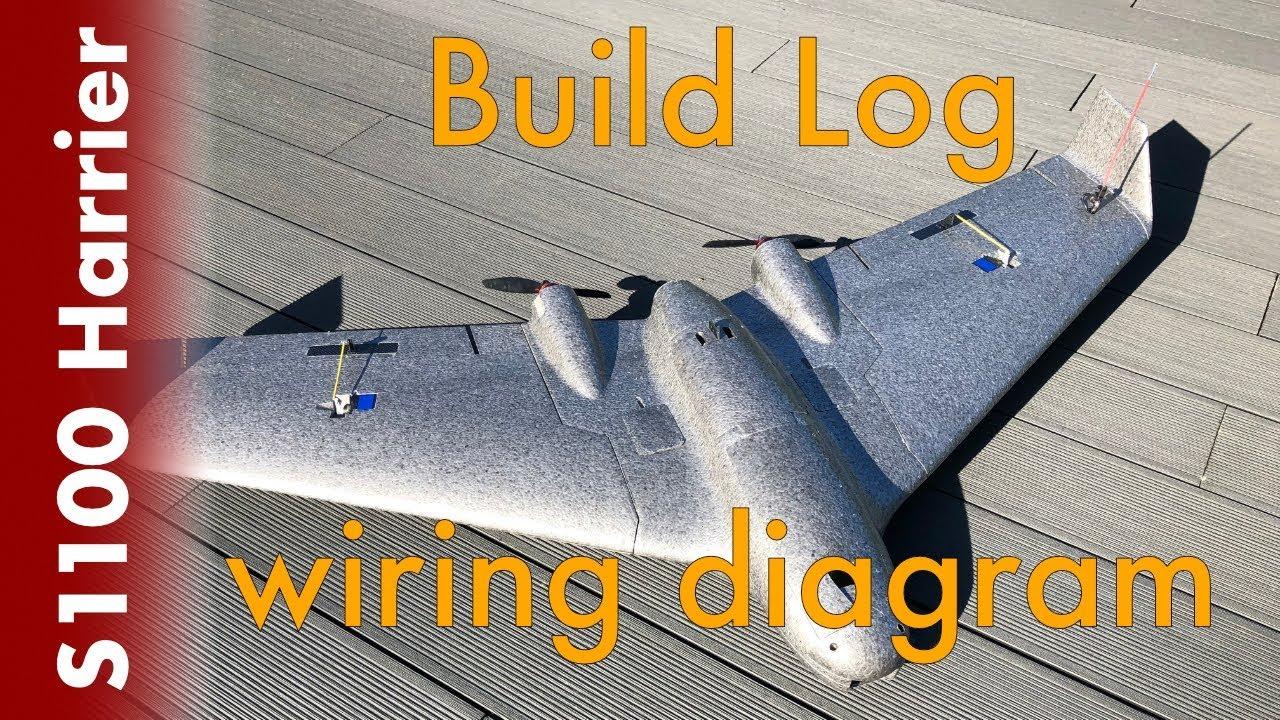 hight resolution of  s1100 harrier buildlog