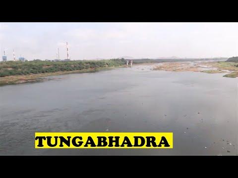 Hubli Kochuveli Jumps Thungabhadra River   Harihar