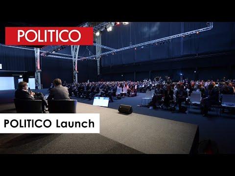 POLITICO launch event 23 April 2015 Interview Verhofstadt, Bildt