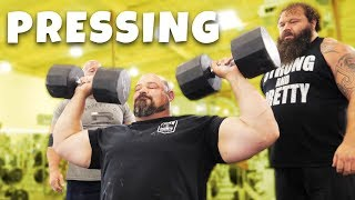 PRESSING WITH ROBERT OBERST AND NICK BEST