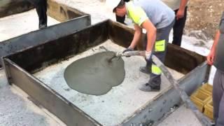 Mobile Foam concrete machine 6m3/h