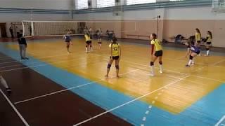 Волейбол. ДЮСШ г. Красноперекопск  - ДЮСШ г. Армянск 2-1 ( . Финал  Девушки