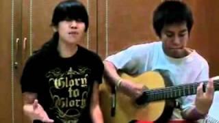 "Duet Lagu Rohani ""Tiada Ternilai"" (Guitar Cover)"