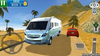 Parking Island Simulator 2018: Mountain Road   Van Unlocked - Android GamePlay FHD