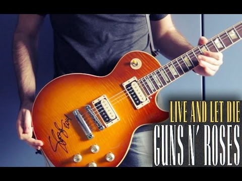 Live And Let Die - Full Instrumental Cover HD